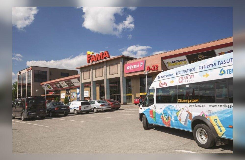 Zave.ee ostusoovitus: hinnaolümpiaad Fama keskuses