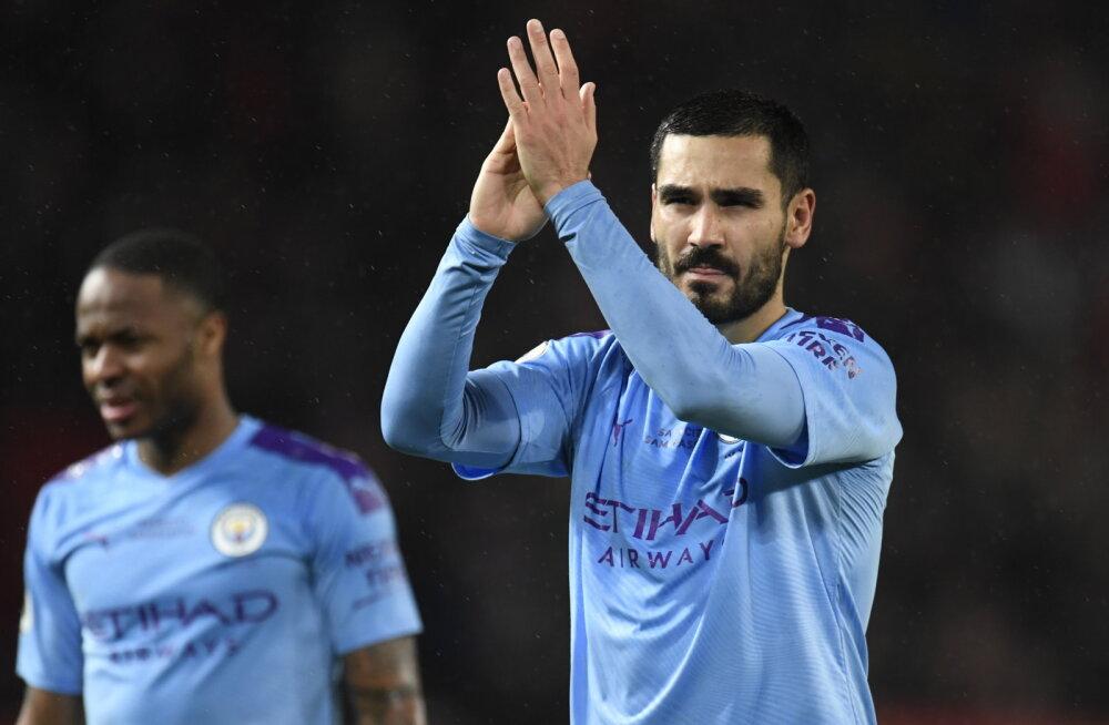 Manchester City täht: oleks aus kuulutada Liverpool meistriks