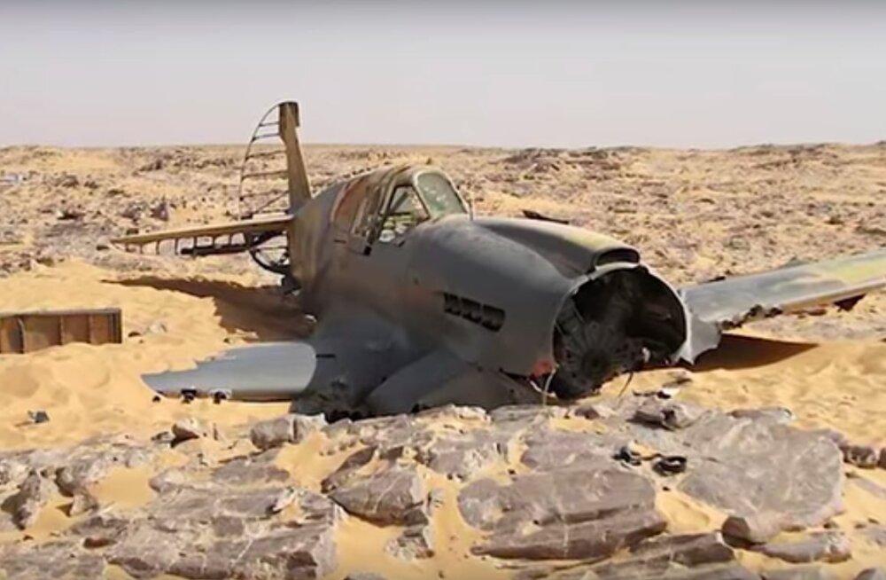 VIDEO | 12 hüljatud lennukit, mis puhkavad oma viimset puhkust kõige eriskummalisemates paikades