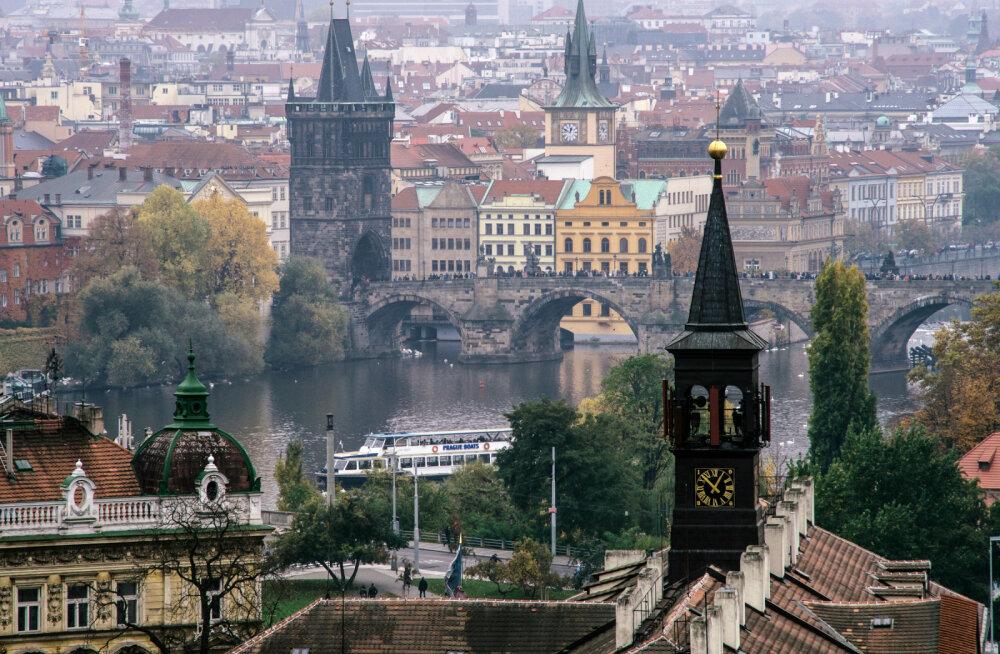 Полетели в Прагу? Билеты туда-обратно из Таллинна в Чехию от 145 евро. Из Риги — от 54 евро!
