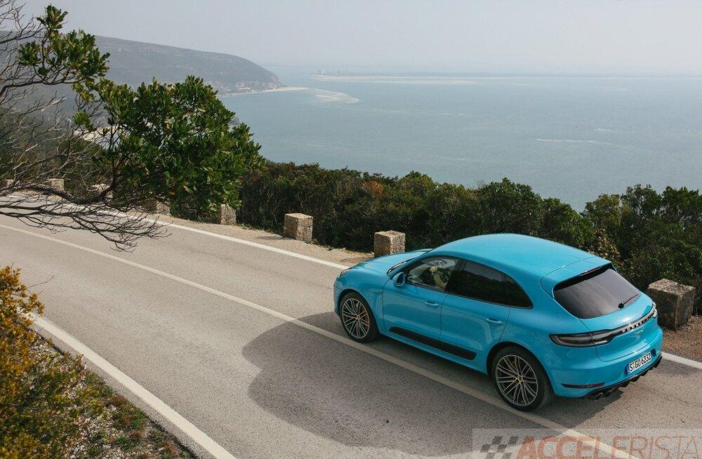 Uuenenud Porsche Macan S maadeavastajate radadel: elu on seiklus!