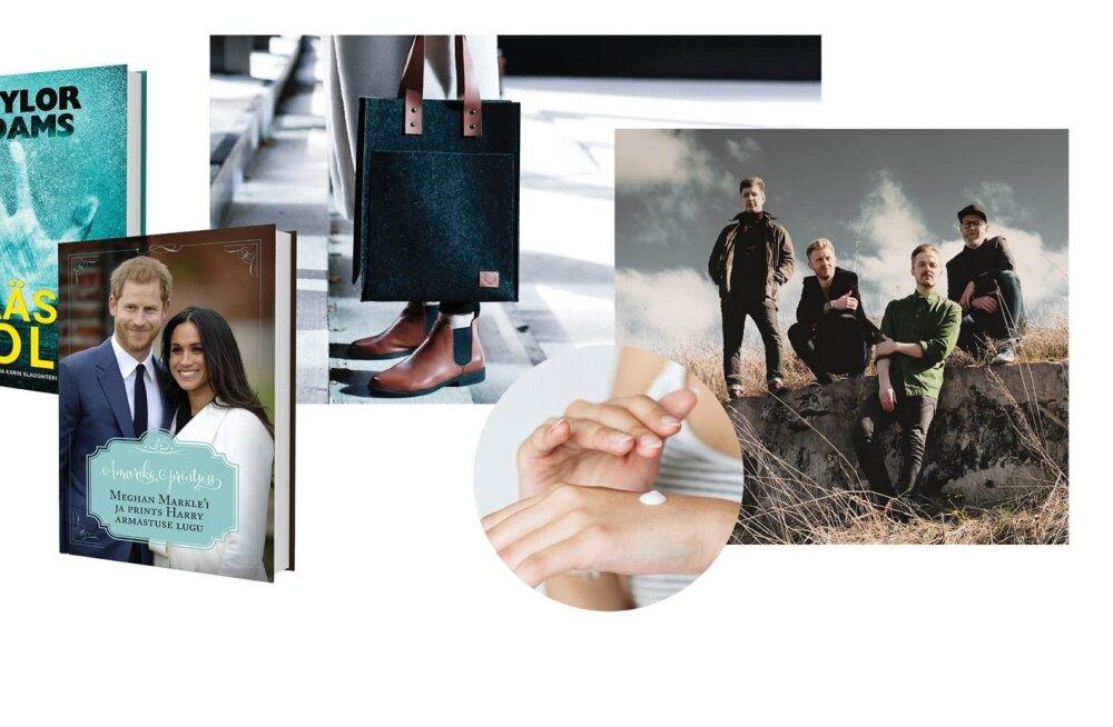 Tekst: Anne & Stiil | Fotod: erakogu, reklaamfotod, Unsplash