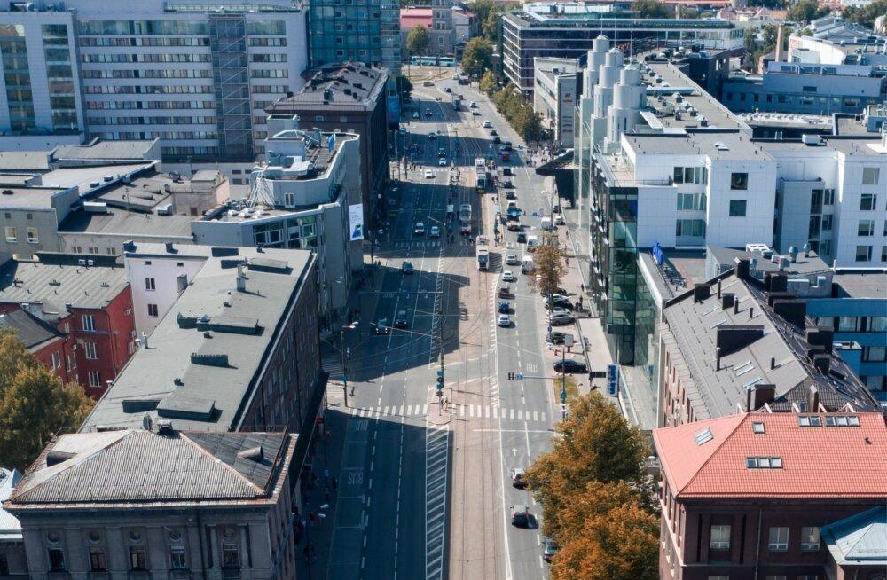 Kesklinnas on üüriturule jõudnud paljud lühiüürikorterid, mis olid varem turistide kasutuses.