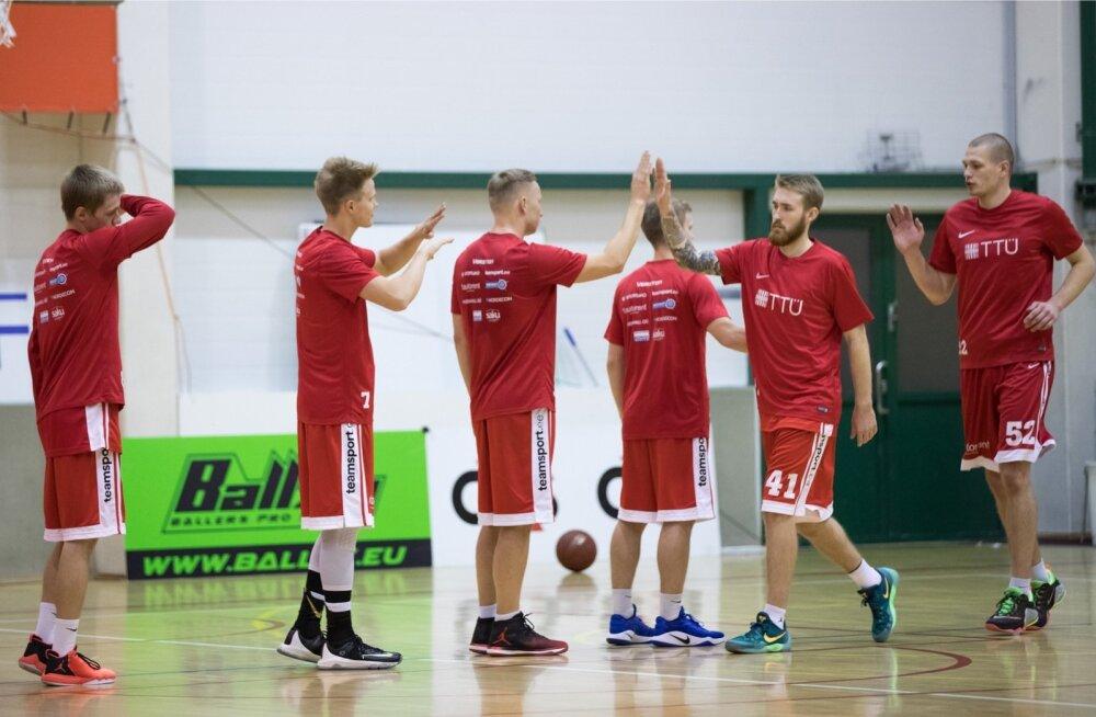 e46bb8b9e09 TTÜ korvpallimeeskond alustab kodust ISBL üliõpilasliiga etappi - Sport