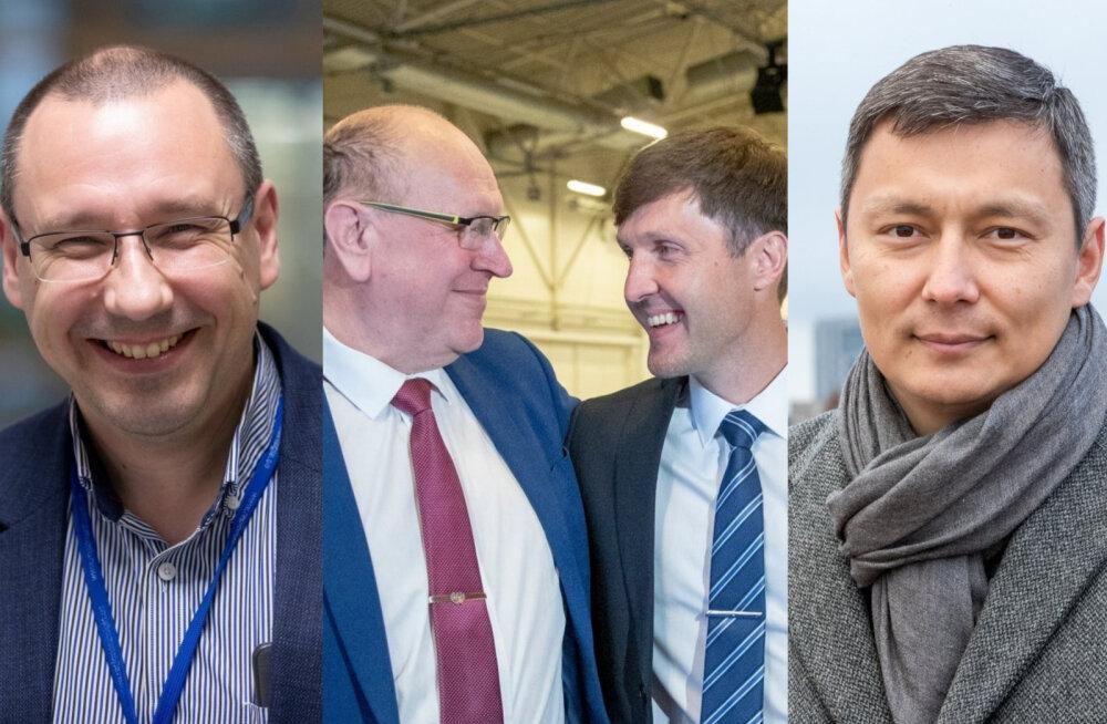 Хельме, Попов, Кылварт. ТОП-100 самых влиятельных людей Эстонии 2020