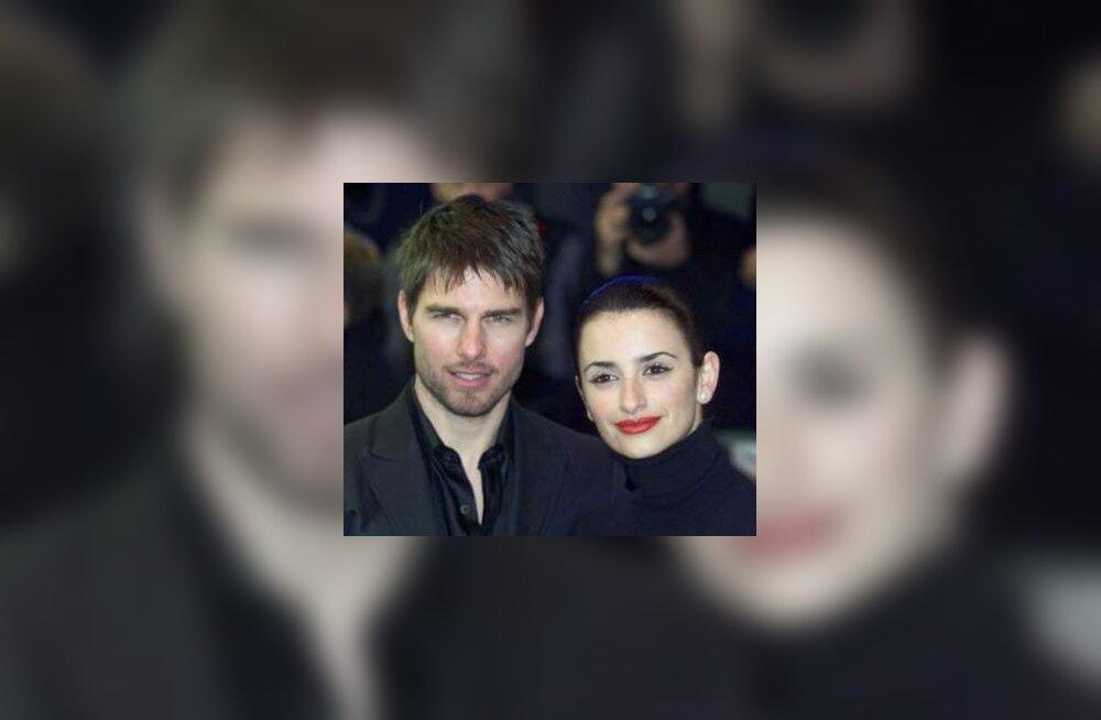 Tom Cruise ja Penelope Cruz
