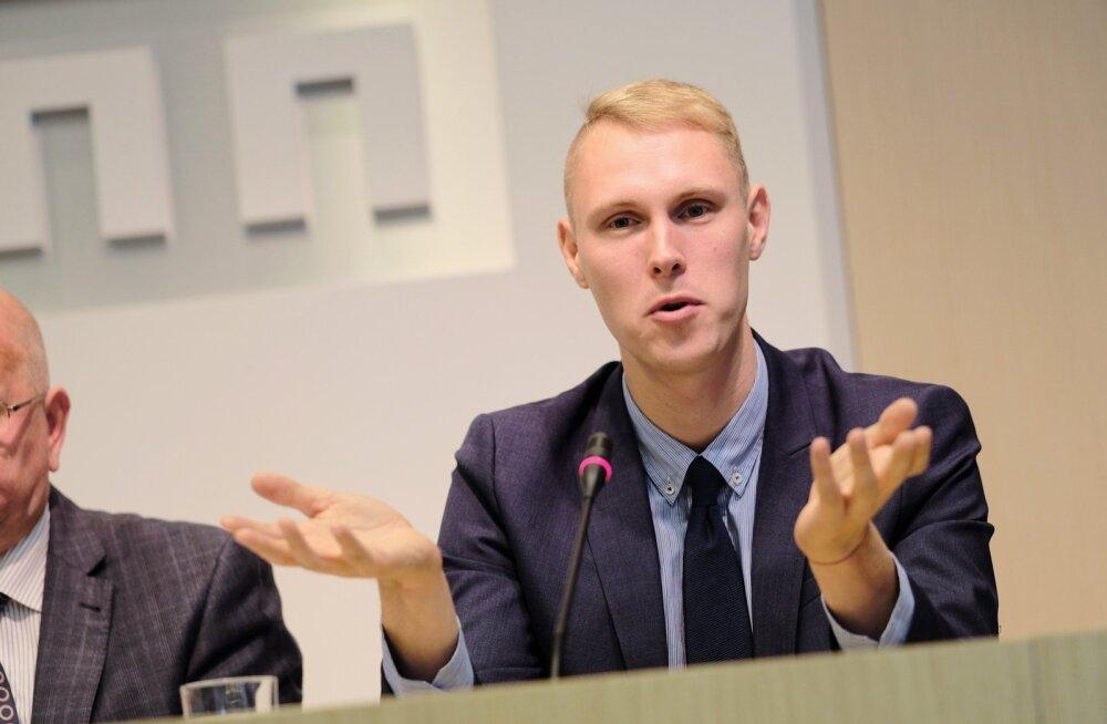 Tallinna linnavalitsuse pressikonverents 21.09.2016