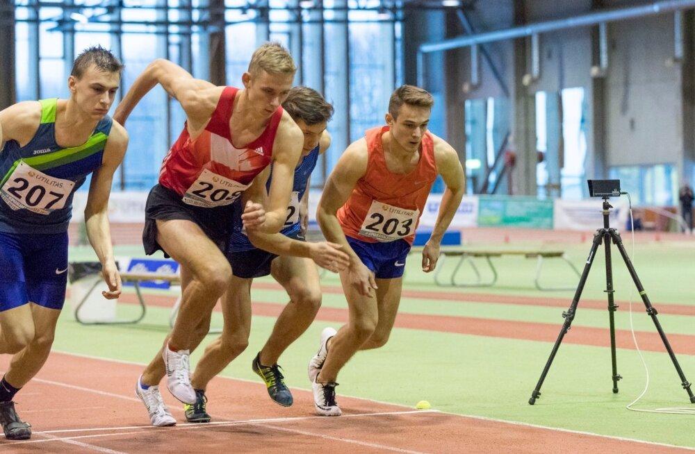 Eesti juunioride seitsmevõistluses