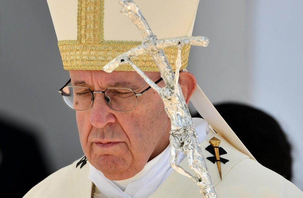 Paavst tunnistas nunnade seksuaalset kuritarvitamist vaimulike poolt, sealhulgas seksiorjust