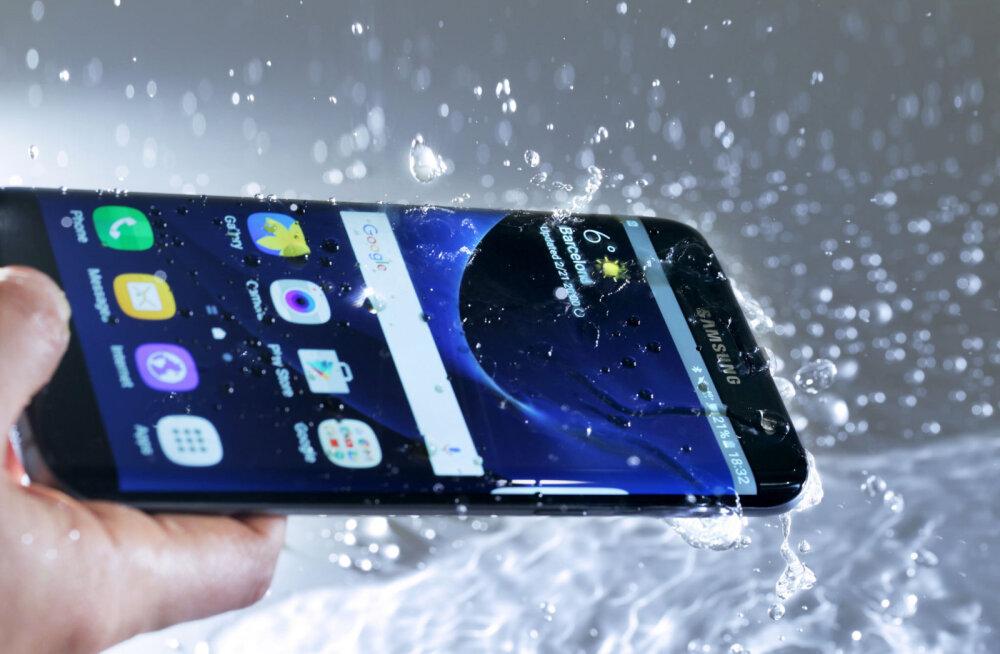 Samsungi uued telefonid jõuavad Eestis müügile 11. märtsil (Elisas isegi varem)