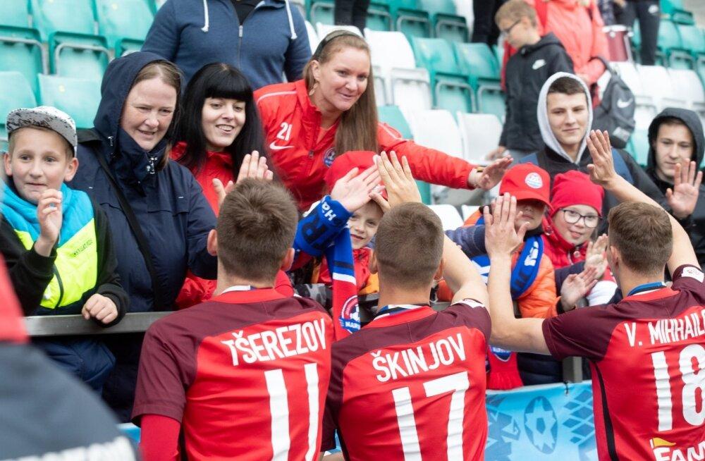 Nõmme Kalju vs Narva Trans, Eesti jalgpalli karikafinaal