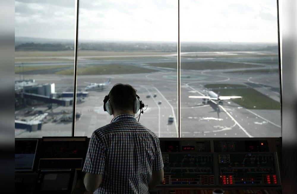 USA-s kõrvaldati töölt magama jäänud lennujuht