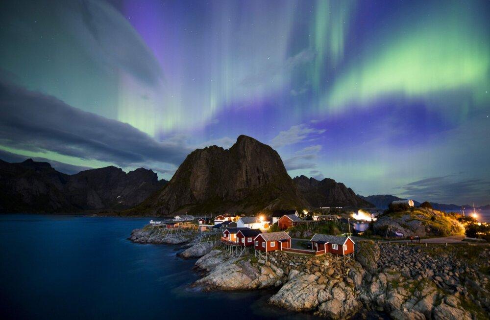 Norra seab looduse esikohale ja loobub miljarditest barrelitest naftast