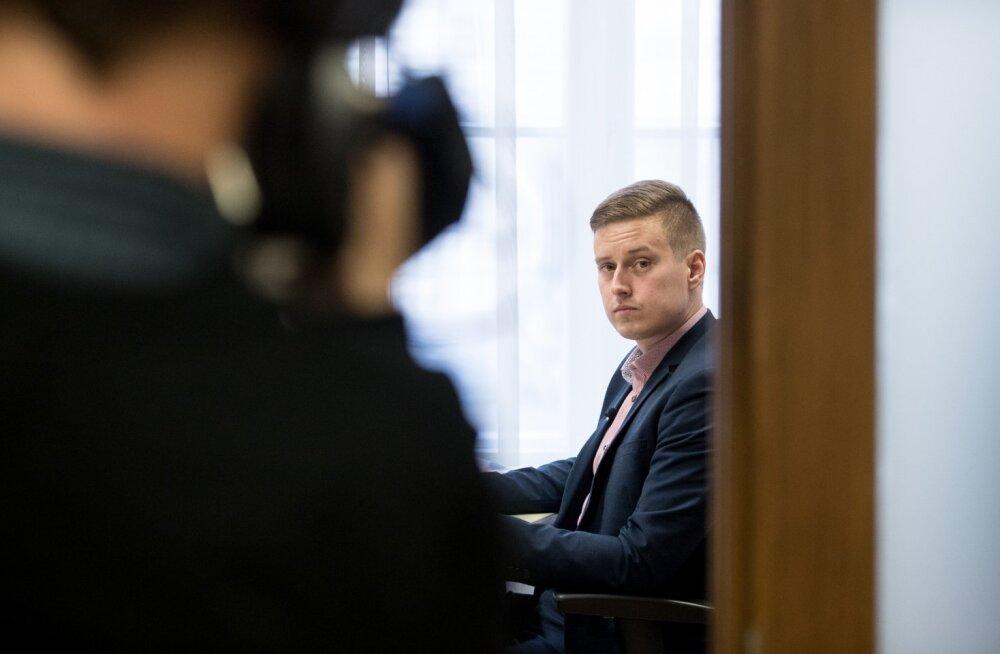 Reformierakonna uus peasekretär Erkki Keldo