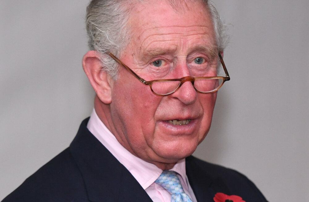 """Prints Charles plastireostusest: enam pole mõtet öelda """"Mis ma teile ütlesin"""""""