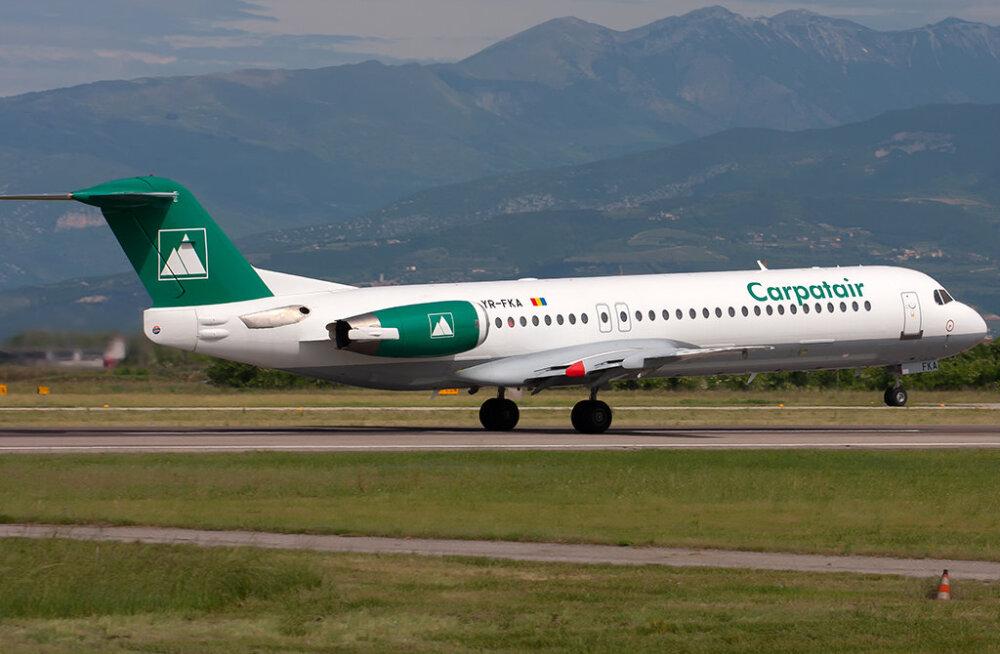 Estonian Air rentis uute Bombardieride ootuses ajutiseks kasutamiseks 20 aastat vana Fokkeri