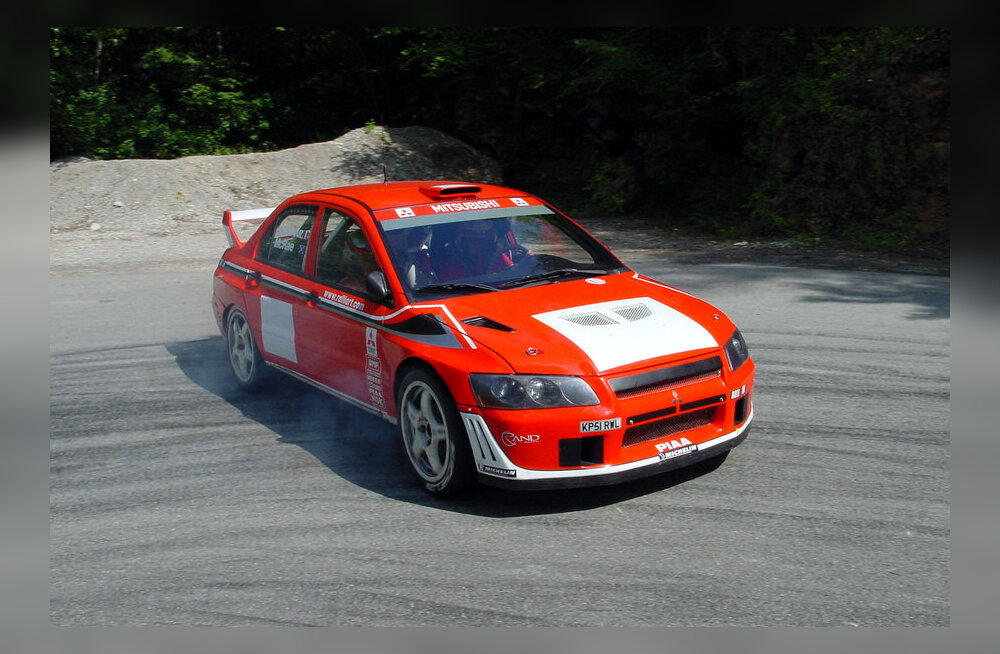 Mitsubishi Lancer WRC2 foto on illustreeriv