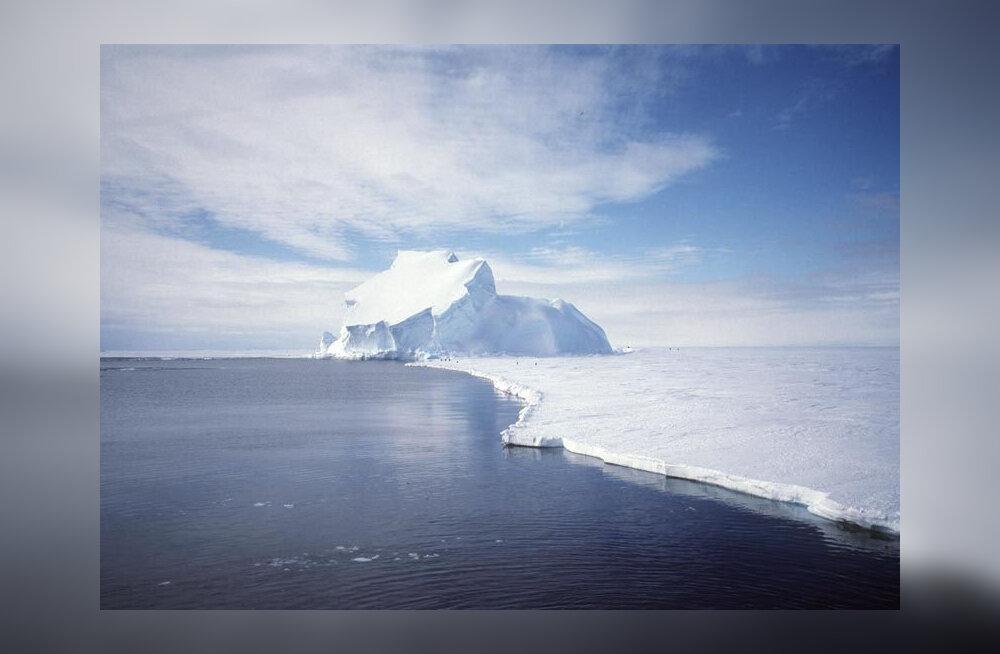 Kaugel ju: Antarktikat tabas vist meteoriit, aga keegi ei pannud tähele