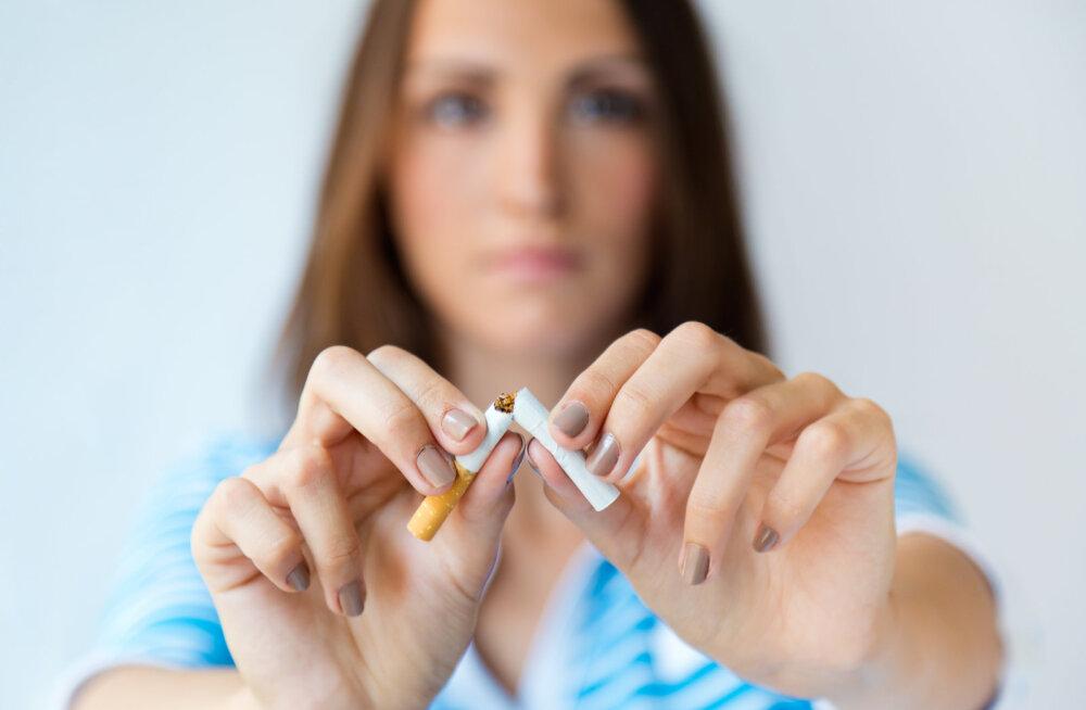 Apteeker: ära karda suitsetamisest loobumiseks tuge küsida!