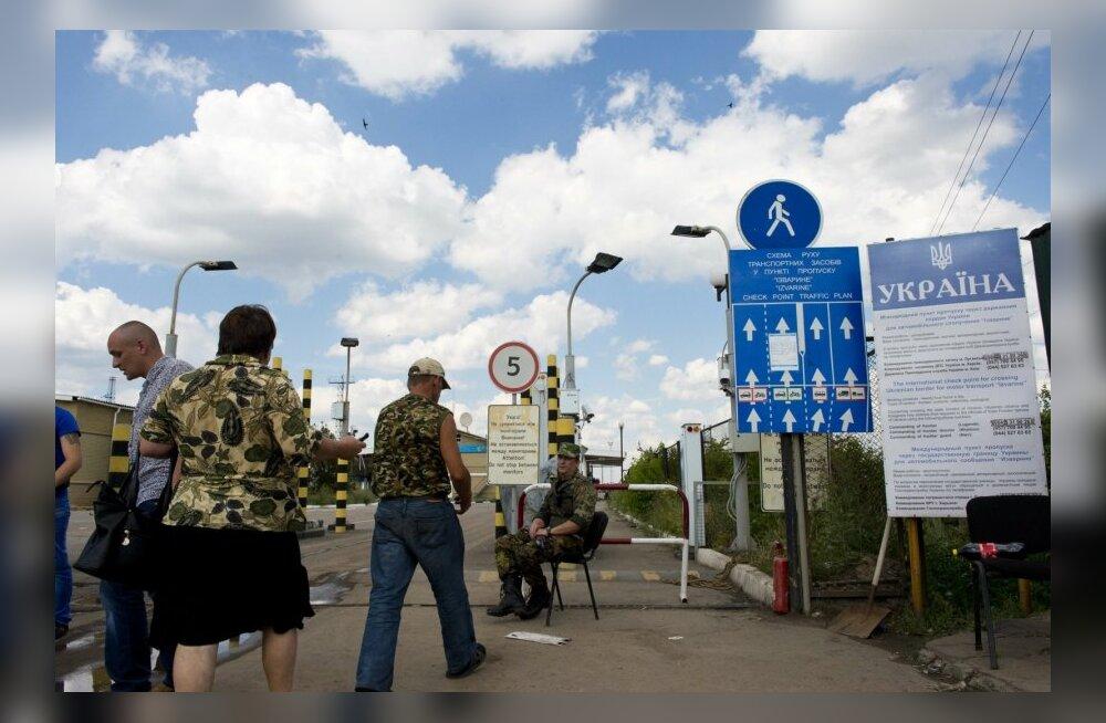 Venemaa-Ukraina piir, Izvarino
