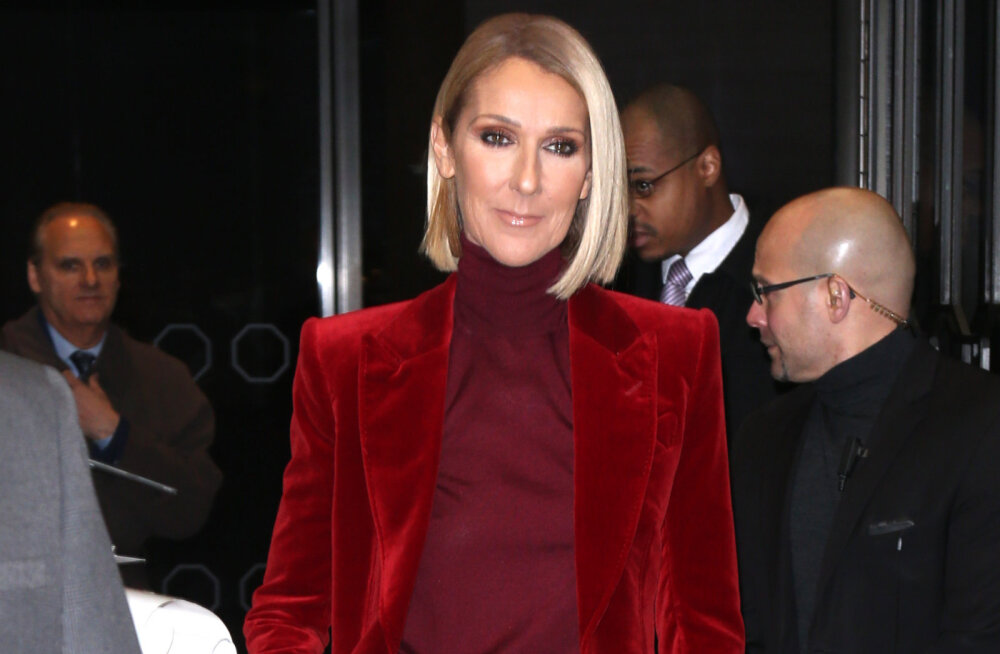 Celine Dion mõtleb taas abiellumisele: see oleks suurepärane