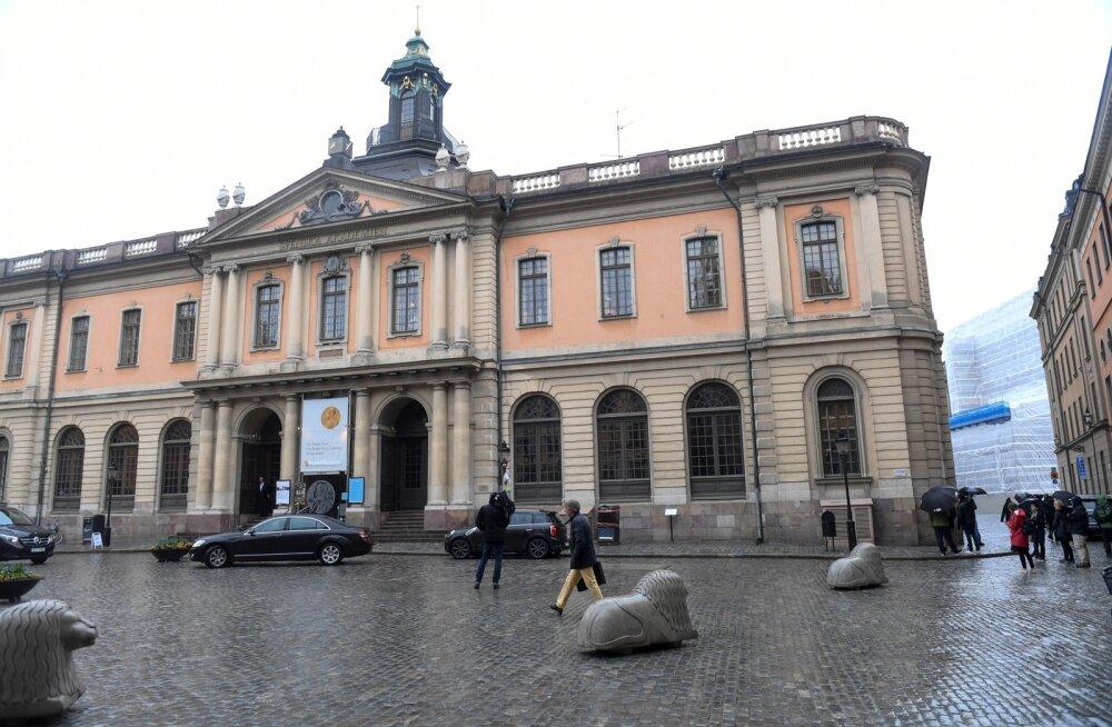 Seksuaalrünnaku skandaali tõttu jääb Nobeli kirjanduspreemia tänavu välja andmata