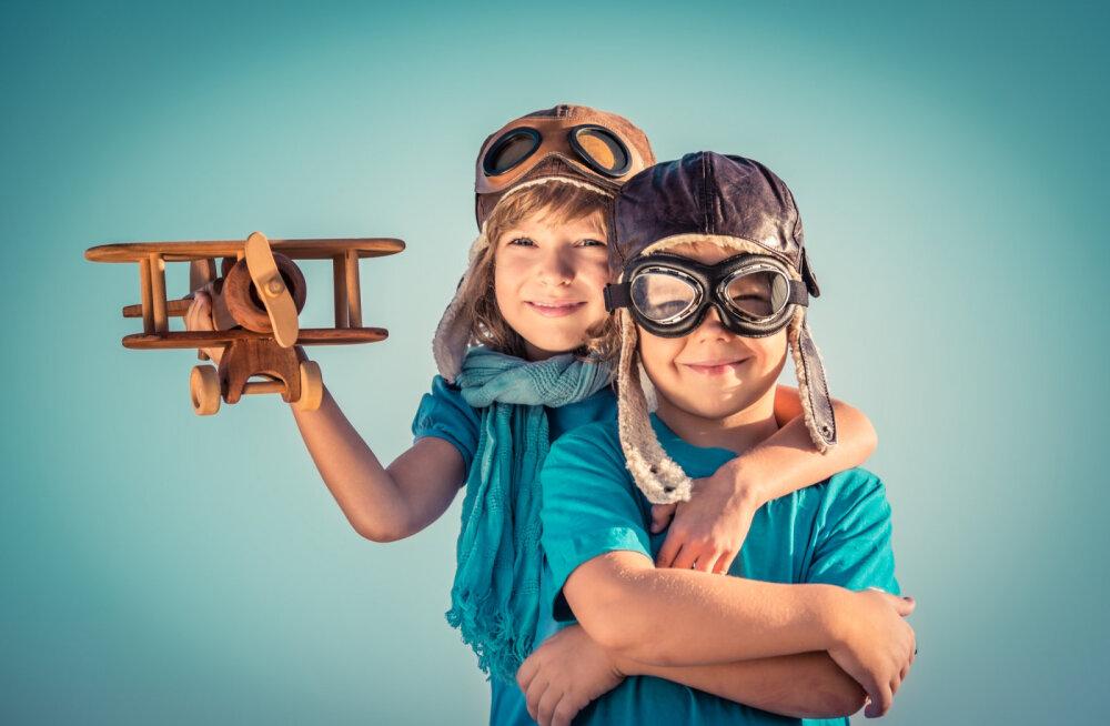 10 tsitaati, mida teadlased on öelnud laste kohta