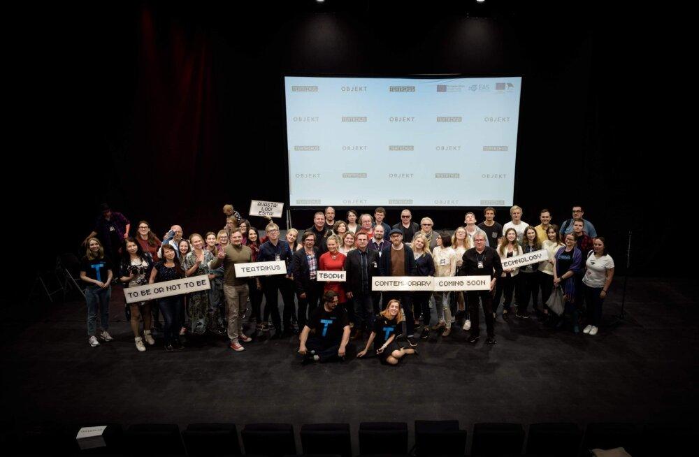 В Нарве пройдет театральный фестиваль. Выступят участники марафона Teatrikus