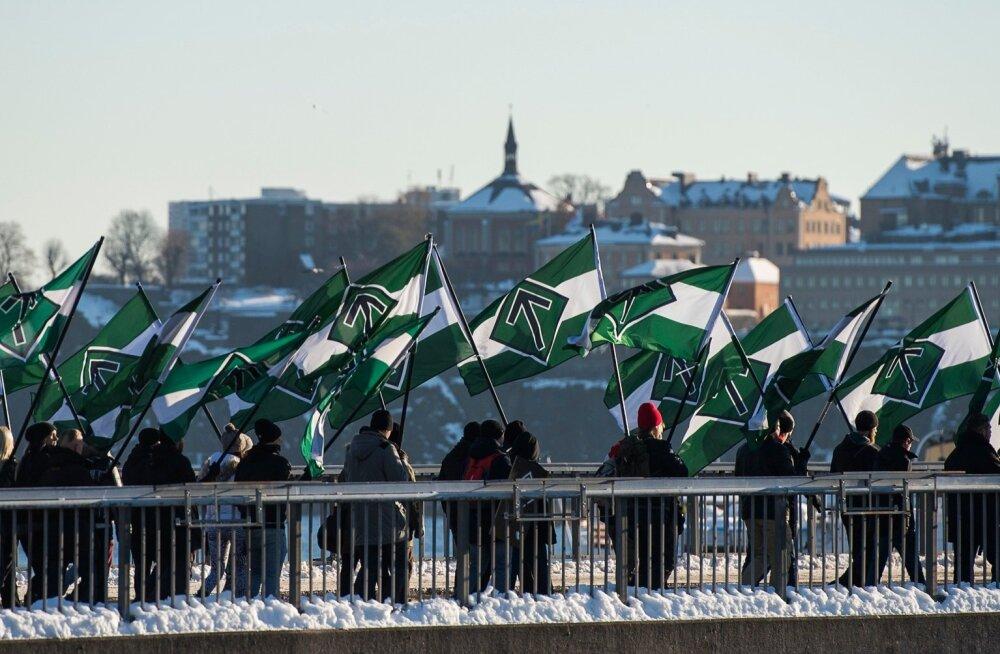 Soome politsei esitab hagi neonatsliku Põhjamaade Vastupanuliikumise tegevuse lõpetamiseks