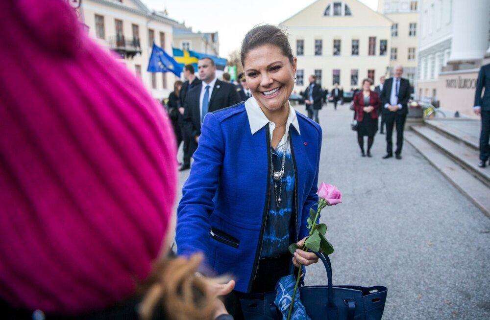 Rootsi printsess Tartus