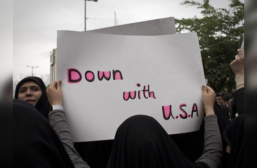 USA kardab kättemaksu, saatkonnad on häireseisundis
