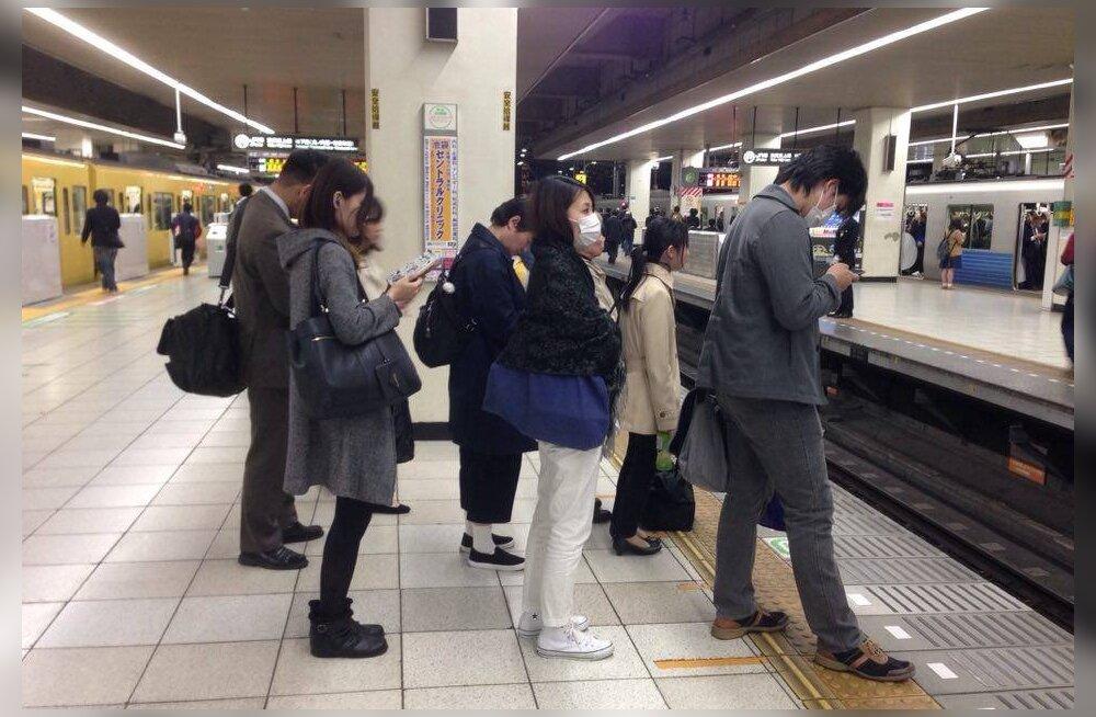 KAHEKSA nippi igapäevaelust, mida eestlastel on aeg jaapanlastelt õppima hakata