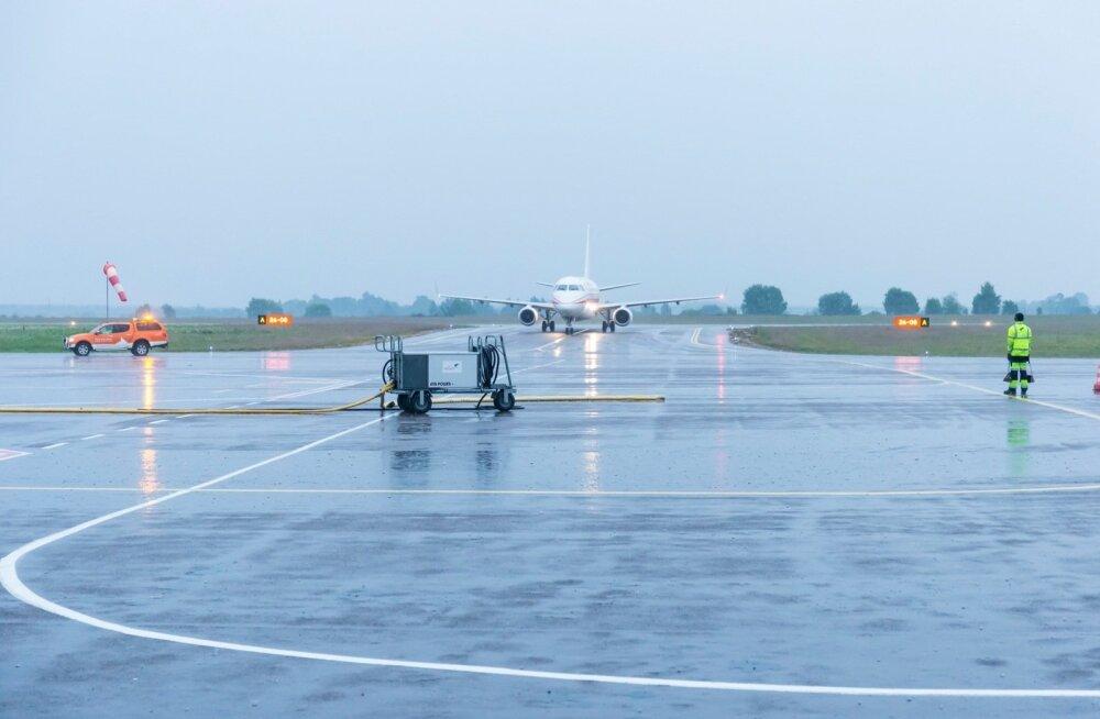 Тартуский аэропорт готов принять самолет Путина