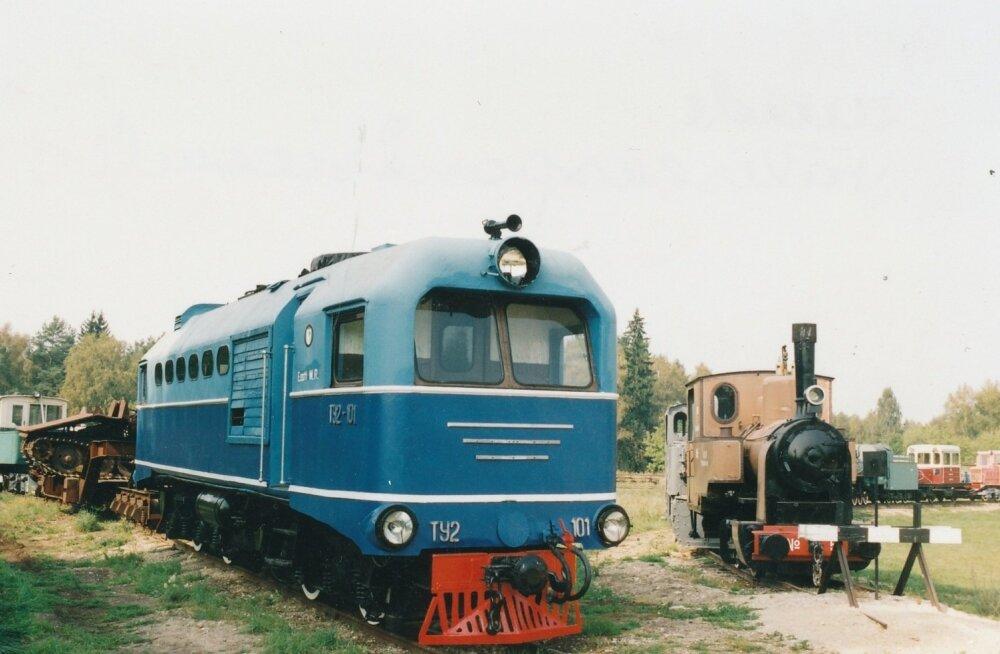 EESTI 100 AARET | Töötava auruveduriga Eesti Muuseumraudtee