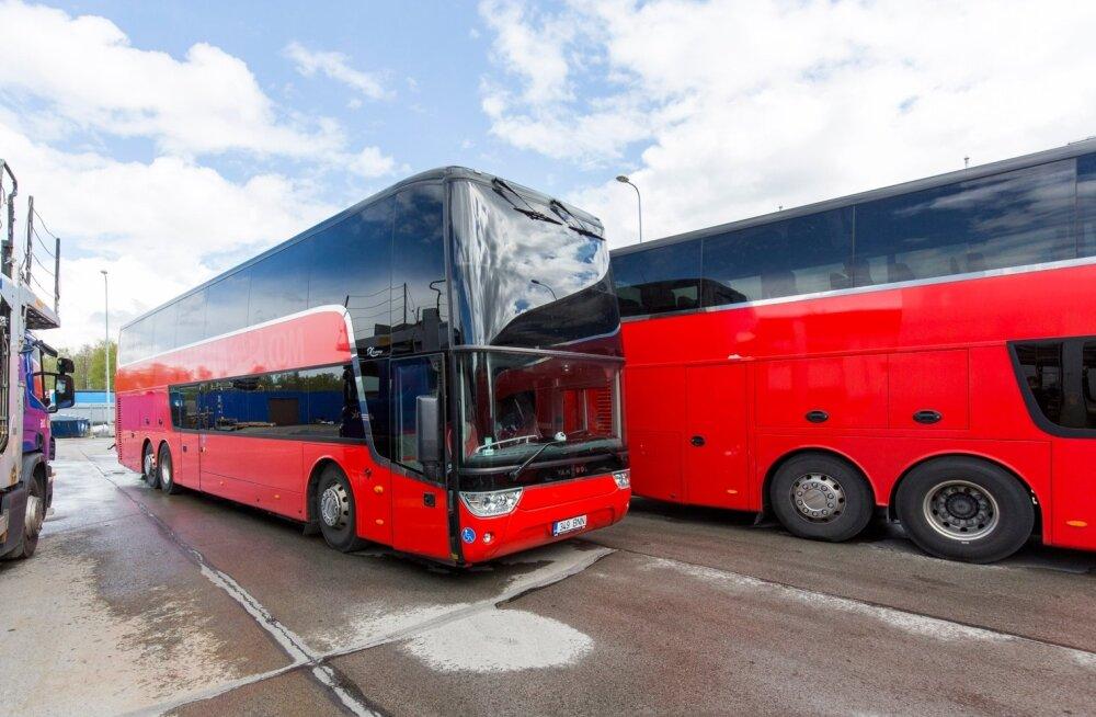 Brian Souteri odavbussifirma, bussid