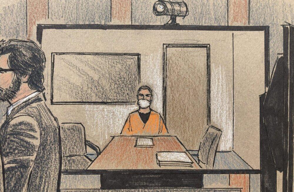 USA kohus: Floydi mõrvas süüdistava politseiniku kautsjoniks on üle miljoni dollari