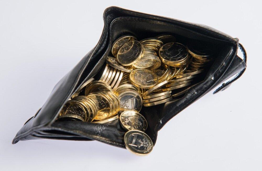 Huvitavaid käibemünte võib ka täitsa juhuslikult leida omaenda rahakotist.