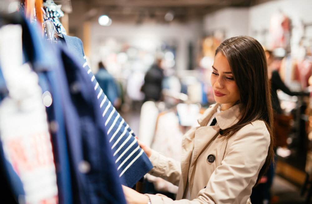 9 asja, mida uute rõivaste ostmisel alati silmas pidada