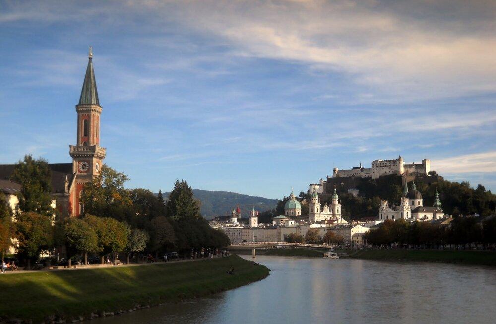Полетели в Зальцбург? airBaltic открывает новые прямые рейсы на родину Моцарта