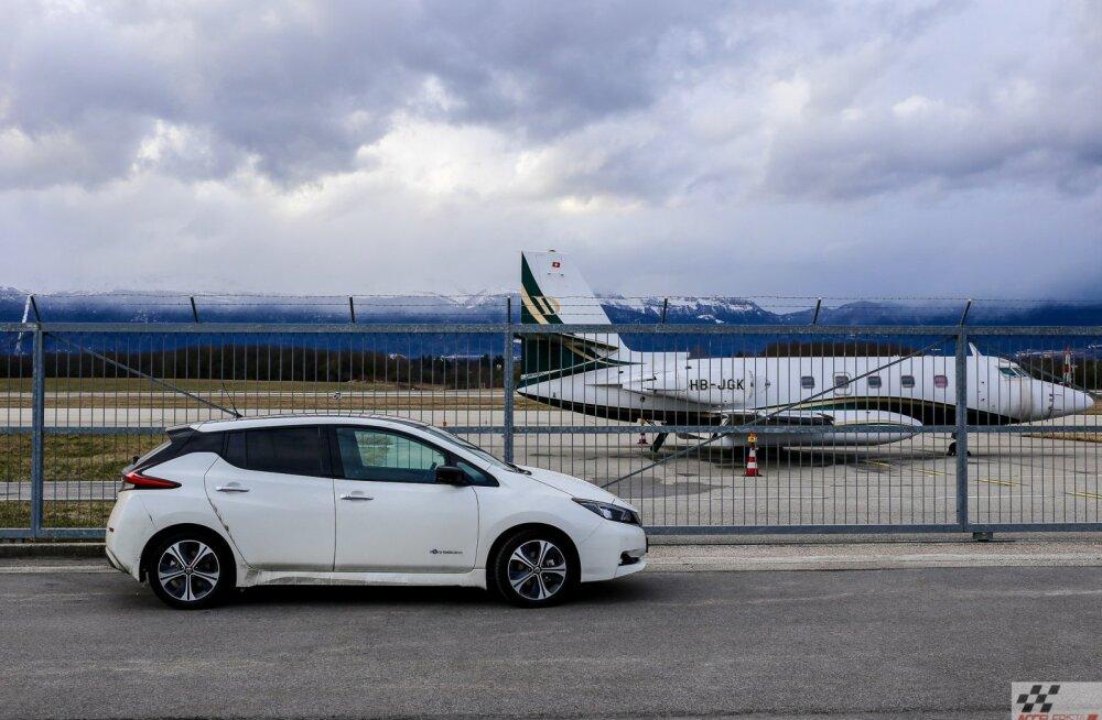 Elektriautode ostutoetuse üle arutamine jõudis järgmise etapini