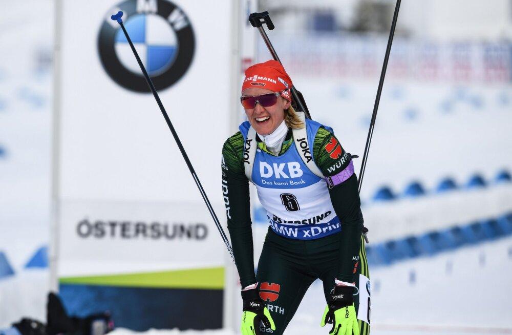 BLOGI | Herrmann krooniti jälitussõidus maailmameistriks, 50. kohalt alustanud Tomingas lõpetas 30 parema seas