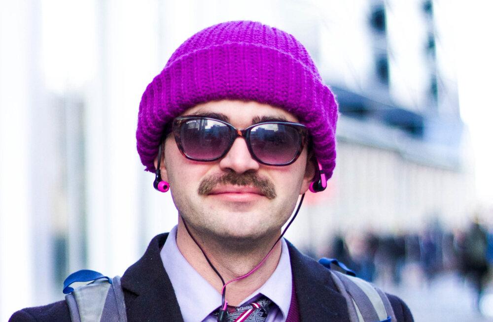 Tyler Jamesi <em>look</em>: Kombineeri julgelt erinevaid stiile