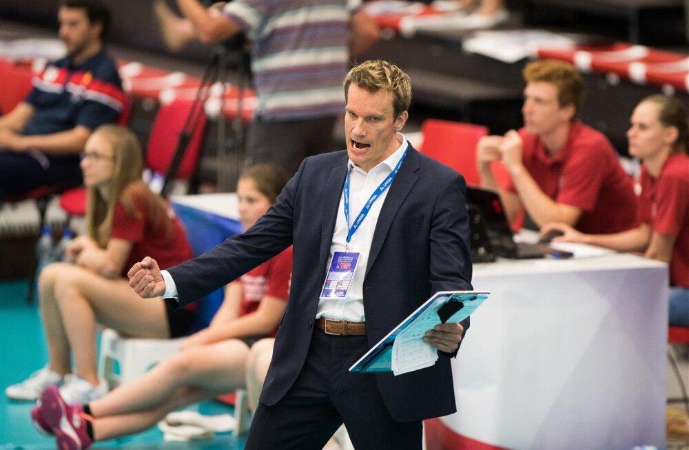 Soome võrkpallikoondise peatreener tegi Eestile väga põneva ettepaneku