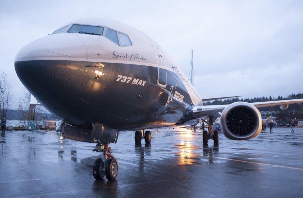 Pilootide ametiühingud: Indoneesia lennukatastroofi stsenaariumi ei olnud Boeing 737 MAX-i manuaalis