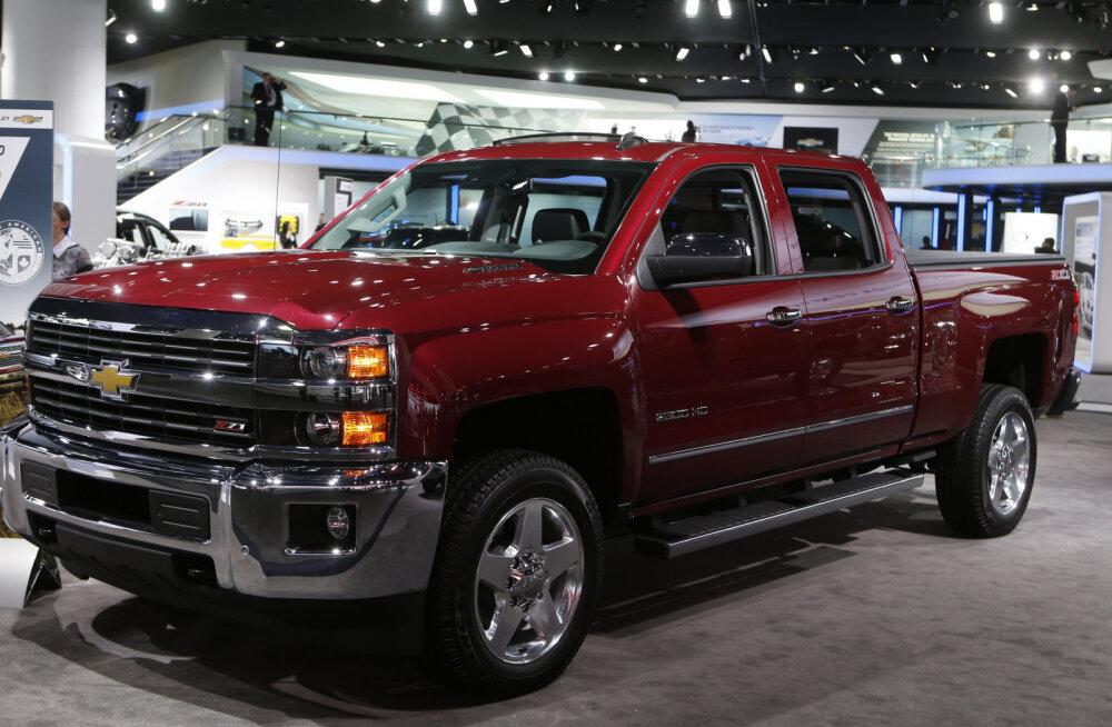 GM kutsub taas miljonid autod turvapadjarikke pärast tagasi