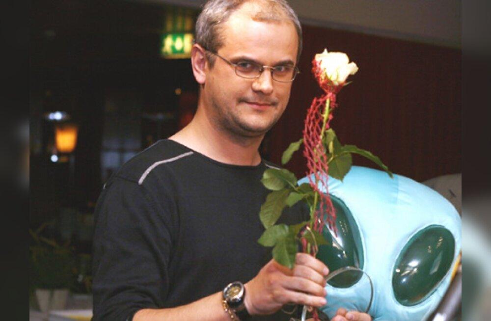 Olaf Suuder hakkas geenidoonoriks!