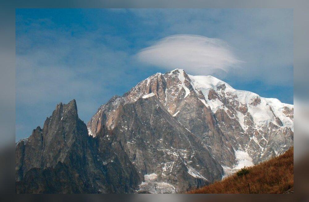 Matkapäevik: kaheksa päevaga ümber Mont Blanci
