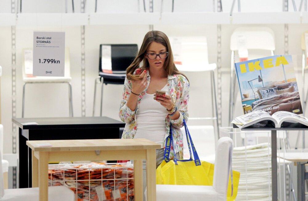 Mis vanuses kaob inimestel Ikeast ostmise huvi?