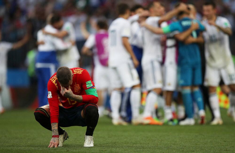 MM-i kolumn | Kristo Tohver: Hispaania oli hambutu sel turniiril