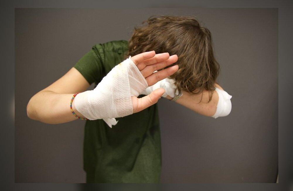 Miks meil puuduvad vahendid aitamaks noori koduvägivalla ohvreid?